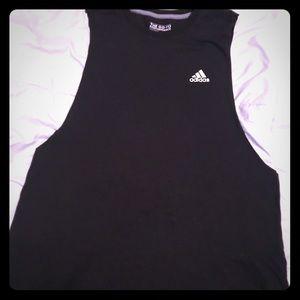 Adidas shirt sleeveless